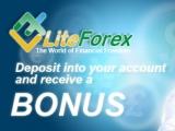 50% Facebook Bonus – Lite Forex